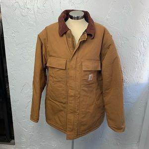 Carhartt Mens Heavy Duty Work Zip Up Sweater